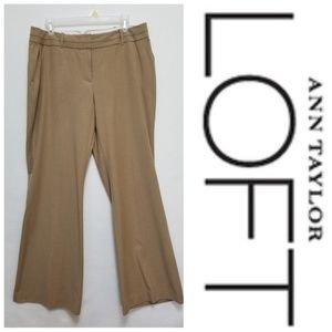 Loft | Julie Pants Trousers Size 12